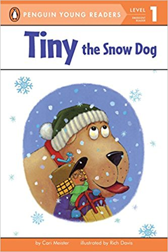Penguin Young Readers Level 1 : Tiny the Snow Dog