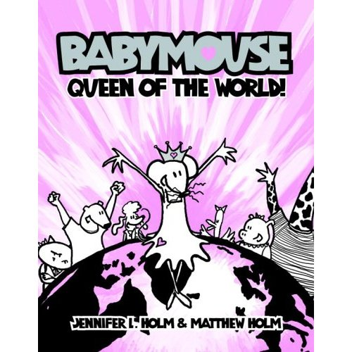 Babymouse #01 : Queen of the World!