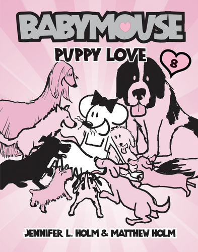 Babymouse #08 : Puppy Love