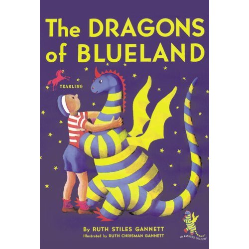 My Father's Dragon #3 : The Dragons of Blueland