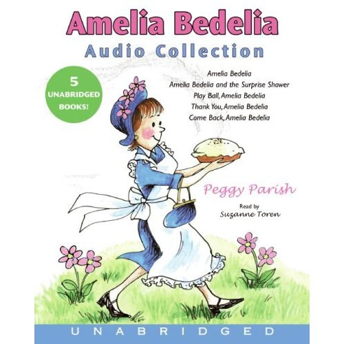 Amelia Bedelia CD Audio Collection 을 읽어주는 Audio CD (1 CDs)(도서 미포함)