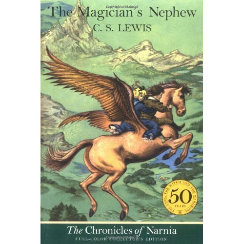 Chronicles of Narnia #1: The Magician's Nephew
