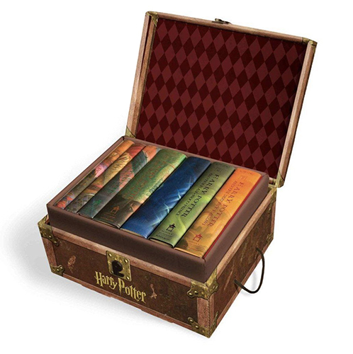 Harry Potter Box set Books #1-#7 미국판