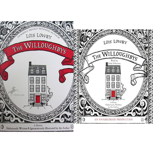 The Willoughbys (Paperback+CD) 세트