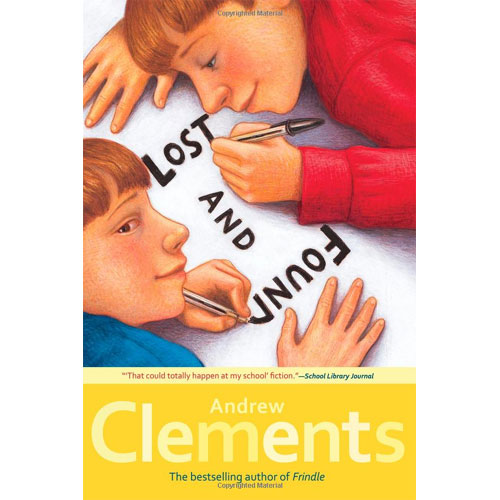 Andrew Clements : Lost and Found