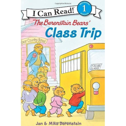 I Can Read : Level 1 : The Berenstain Bears' Class Trip