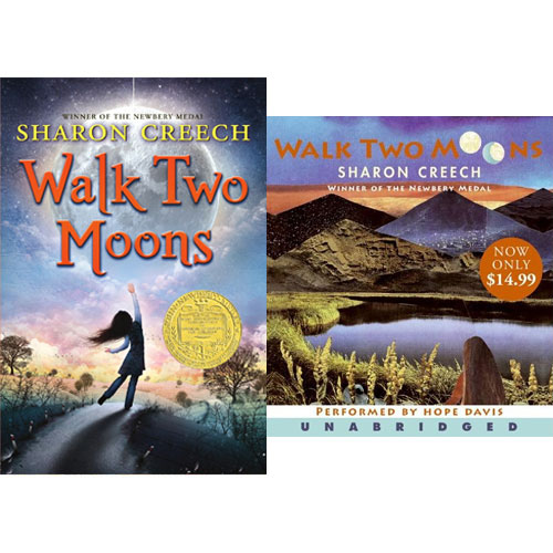 Walk Two Moons  (Paperback+CD) 2종 세트