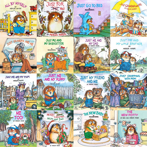 Little Critter Storybook A세트 페이퍼백 16종