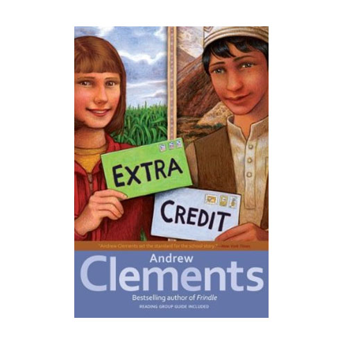 Andrew Clements : Extra Credit