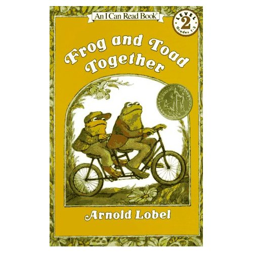 An I Can Read 2 : Frog and Toad Together