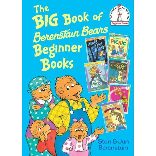 The Big Book of Berenstain Bears Beginner Books (7종합본)
