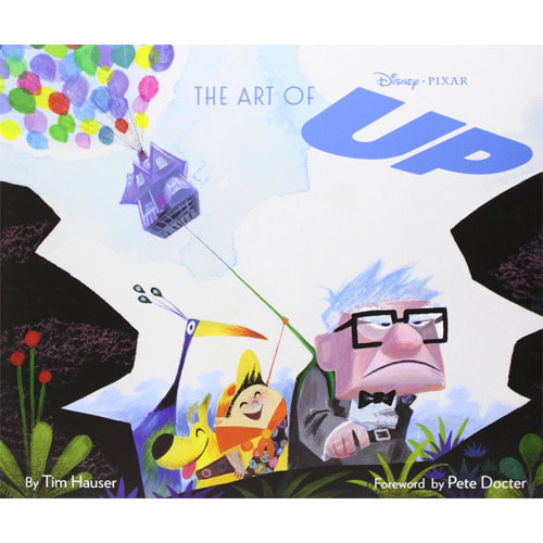 The Art of Up (Pixar Animation)