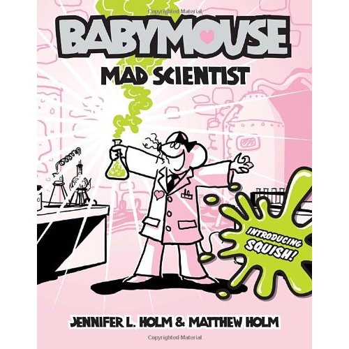 Babymouse #14 : Mad Scientist