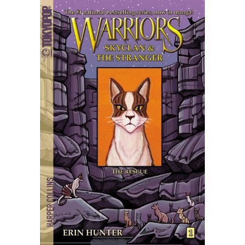 Warriors: SkyClan and the Stranger #1 : The Rescue