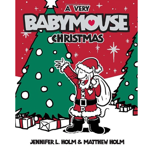 Babymouse #15 : A Very Babymouse Christmas