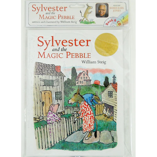 Sylvester and the Magic Pebble (Book & CD)