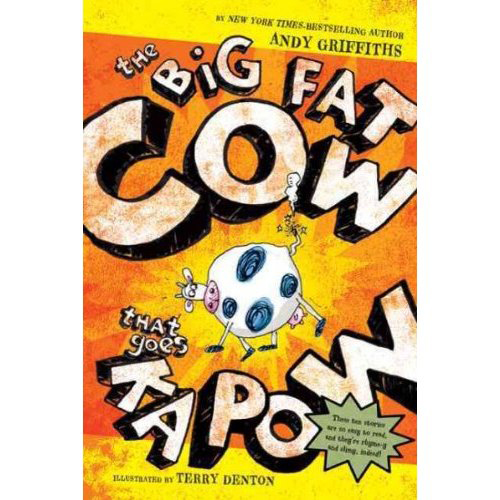 The Big Fat Cow That Goes Kapow 미국판
