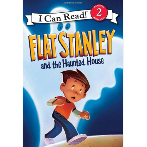 I Can Read Level 2 : Flat Stanley and the Haunted House