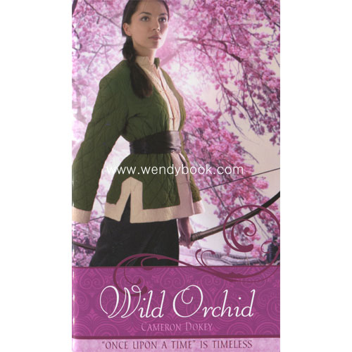 Wild Orchid: A Retelling of The Ballad of Mulan
