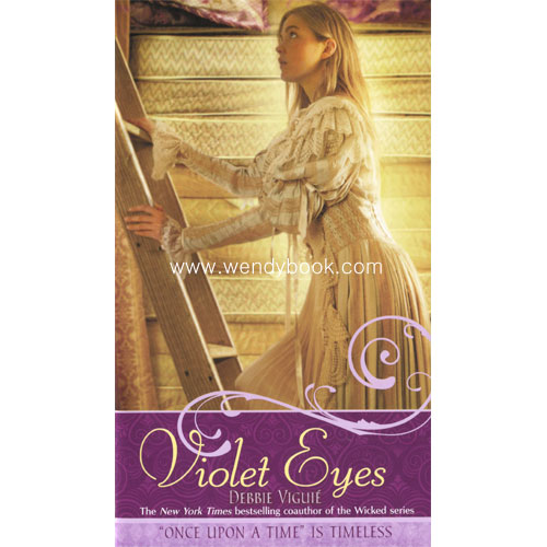 Violet Eyes (Once upon a Time)