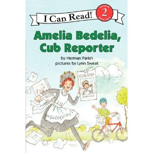 I Can Read Level 2 : Amelia Bedelia, Cub Reporter
