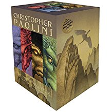 The Inheritance Cycle 4-Book Box set