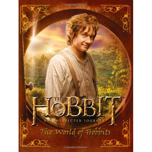 The World of Hobbits (The Hobbit: An Unexpected Journey) [Paperback]