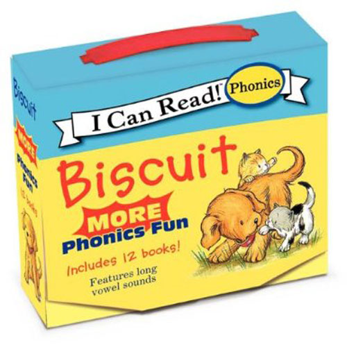 Biscuit : My First I Can Read : More Phonics Fun