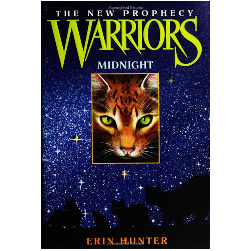 Warriors 2부  #1: Midnight (The New Prophecy )