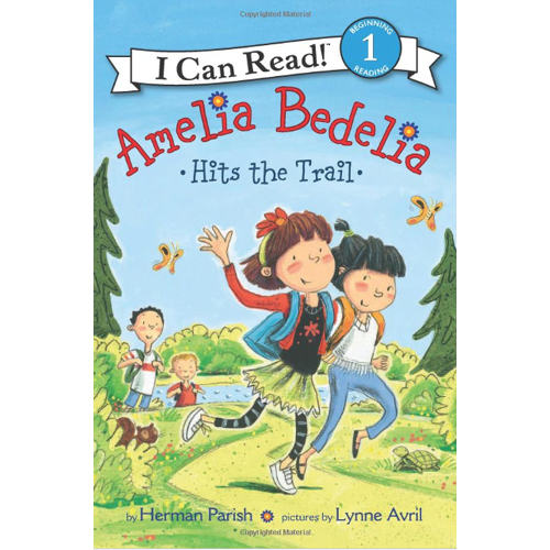 I Can Read Level 1 : Amelia Bedelia Hits the Trail