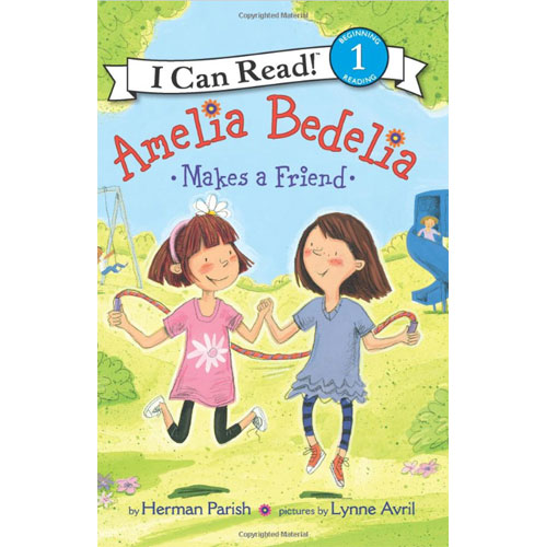 I Can Read Level 1 : Amelia Bedelia Makes a Friend