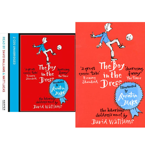 The Boy in the Dress (Paperback + CD) 세트
