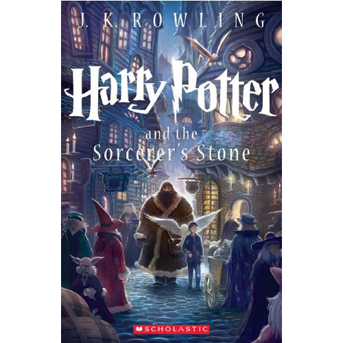 Harry Potter #1 : Harry Potter and the Sorcerer