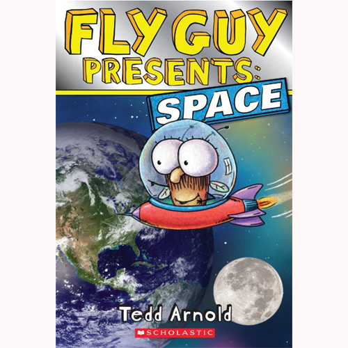Fly Guy Presents: Space (Scholastic Reader Level 2)