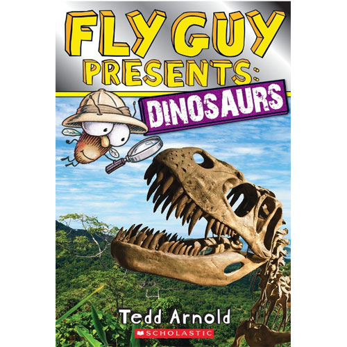 Fly Guy Presents: Dinosaurs (Scholastic Reader Level 2)