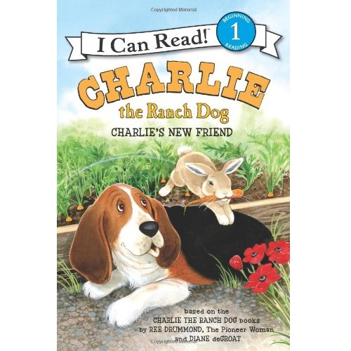I Can Read Level 1 : Charlie the Ranch Dog: Charlie's New Friend