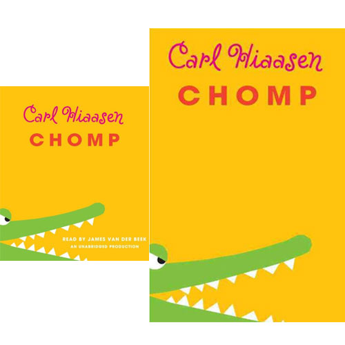 Chomp (Paperback+CD) 세트