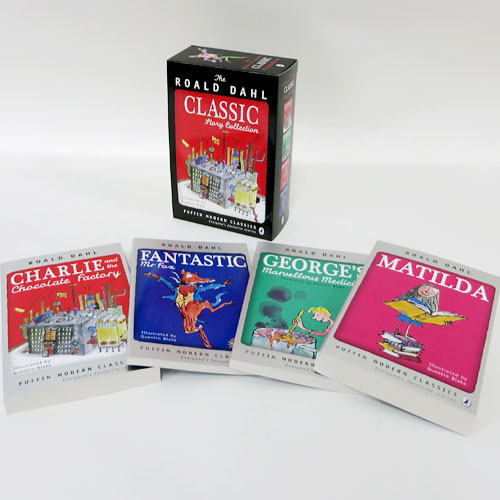 The Roald Dahl Puffin Modern Classics Collection