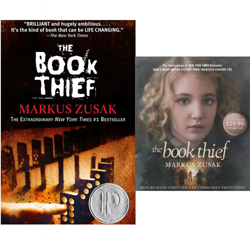 The Book Thief (Paperback+CD) 세트
