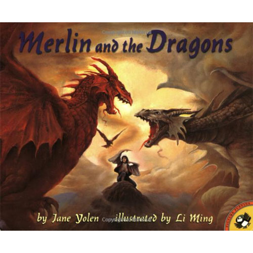 Merlin and the Dragons (Picture Puffins)