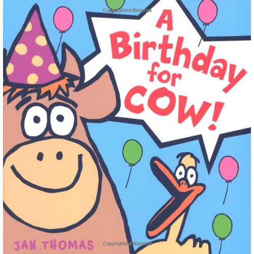 A Birthday for Cow! (Giggle Gang)