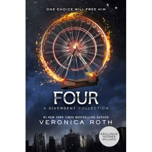 Four (Divergent Trilogy)