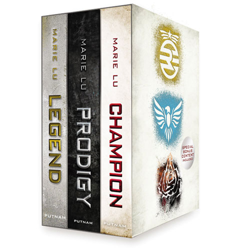 The Legend Trilogy Boxed Set: Legend/Prodigy/Champion  (With Life Before Legend)