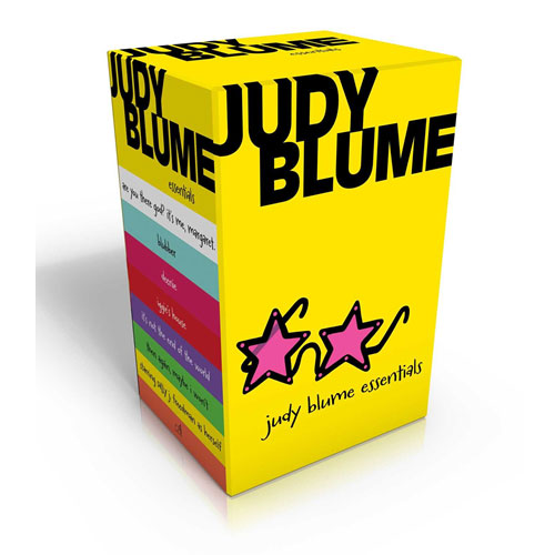 Judy Blume Essentials Box Set