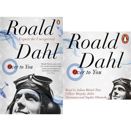 Roald Dahl : Over to You (Paperback+CD) 세트