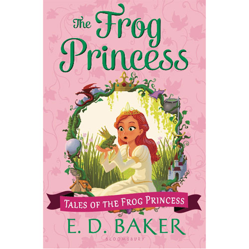 Tales of the Frog Princess #1 : The Frog Princess