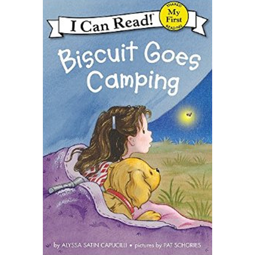 I Can Read : My First : Biscuit Goes Camping