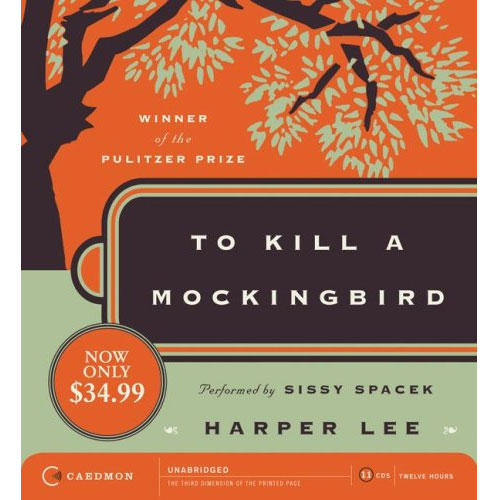 To Kill a Mockingbird 를 읽어주는 Audio CD (11 CDs) (도서 미포함)