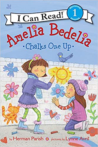 I Can Read : Level 1 :Amelia Bedelia Chalks One Up