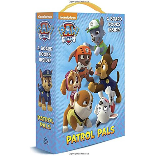 Patrol Pals (Paw Patrol) (Friendship Box)